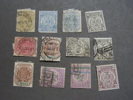 Afrika Lot Very Old Transvaal - Briefmarken