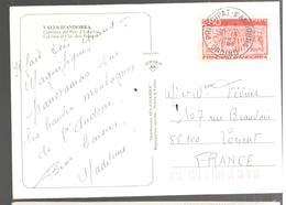25849 - ORDINO  Pour La France - Cartas