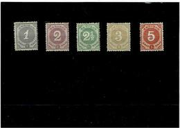 Curacao ,colonie Olandese ,nuovi MH ,qualita Splendida - Curaçao, Antille Olandesi, Aruba