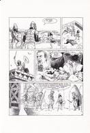 Jeronaton Alias Jean Torton La Terre Des Dieux BD Inédite De 52 Planches - Comics