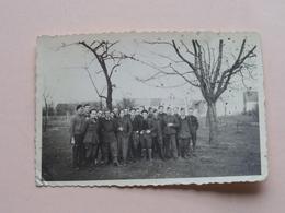 """Soldats / Soldiers / Soldaten """" Stamp : Geprüft 23 STALAG IVA ( 8,5 X 6 Cm. ) Anno 19?? ( Voir Photo ) ! - Oorlog, Militair"""