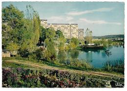77 - MEAUX - Les Immeubles De La Pierre Collinet Sur L'étang De Joy Parc - Meaux
