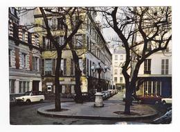 75 Paris Place Furstenberg N°84 Sous Le Ciel De Paris Simca P60 Break Renault 4CV Citroën Ami 6 Et 2CV - Squares