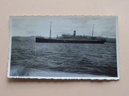 """"""" Le DESIRADE """" > VIGO Anno 1936 ( +/- 6,5 X 11 Cm. ) ( Zie / See / Voir Photo ) ! - Boten"""