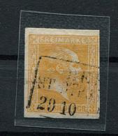 Preussen: 3 Sgr. MiNr. 12 1858 Gestempelt / Used / Oblitéré - Preussen (Prussia)