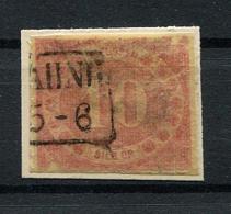 Preussen: 10 Sgr. MiNr. 20 1866 Gestempelt / Used / Oblitéré - Preussen (Prussia)