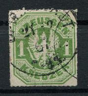 Preussen: 1 Kr. MiNr. 22 1867 Gestempelt / Used / Oblitéré - Preussen (Prussia)