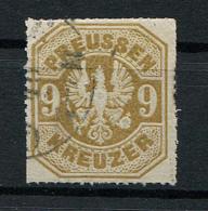 Preussen: 9 Kr. MiNr. 26 1867 Gestempelt / Used / Oblitéré - Preussen (Prussia)