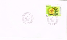 Nouvelle Caledonie New Caledonia Cachet A Date Pouebo Annexe Mobile Province Nord 1982 BE Rare - Nouvelle-Calédonie
