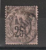 Tahiti 1893 N°15 Oblit - Used Stamps