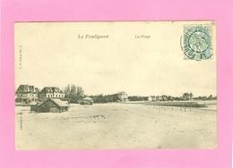 LE  POULIGUEN  .  La  Plage  1904 - Le Pouliguen