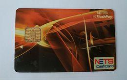 Singapore Old Cash Card Chip Cashcard Used - Andere Sammlungen