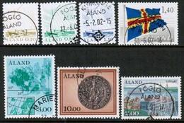 1984 Aland Islands Complete Year Set  Used. - Ålandinseln