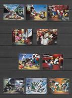 Disney Set Uganda 1996 Orient Express MNH - Disney