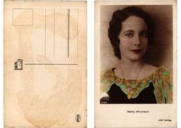 CPA AK Betty Bronson Iris-Verlag 5092 FILM STAR (593523) - Attori