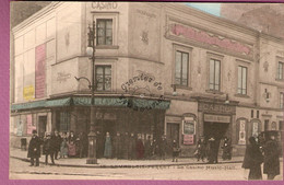Cpa Levallois Perret Le Casino Music Hall - Colorisée - Levallois Perret