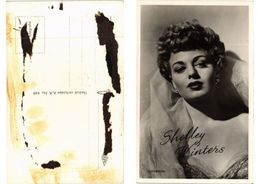 CPA AK Shelley Winters FILM STAR (593965) - Actores