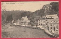 Marche-les Dames - La Route Vers Wartet - 1928 ( Voir Verso, Timbre Surtaxe ) - Namur