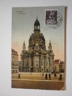 Allemagne. Dresden, Frauenkirche (12302) - Dresden