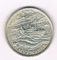 2  ROUBEL 2000  RUSLAND /9256/ - Russie