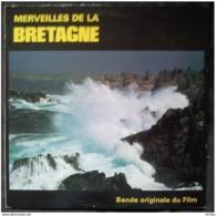 Dominig Bouchaud -Merveilles De La Bretagne -B.O. Film -harpe - Filmmusik