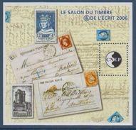 CNEP-2006-N°46** SALON DE L'ART ET DE L'ECRIT2006 .Salon Philathélique De PARIS - CNEP