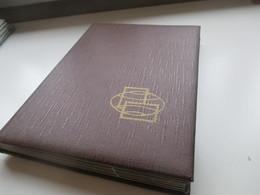 Dänemark Gestempelt Ab Den 1960er Jahren Lagerbuch Mit Vielen Marken Ab Freimarken Kleines Reichswappen Und Wellenlinien - Briefmarken