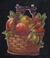 Découpi  Panier De Fruits  Découpis 50 X  60 Mm - Découpis