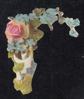 Découpi  Fleurs Découpis 50 X  60 Mm - Flowers