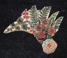 Découpi Garçon   Découpis 50 X 35 Mm - Fleurs