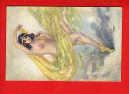 Nu - Danse - Danseuse - Illustrateur GAYAC - P.J. Gallais Et Cie , éditeurs N°310 - Nus Adultes (< 1960)