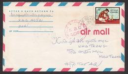 Vietnam Buu Chinh Airmail 5 - Vietnam
