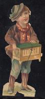 Découpi Garçon   Découpis 35 X 85 Mm - Enfants