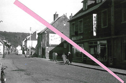BLANGY Sur BRESLE   (BOUTTENCOURT)  La Grande Rue  (Reproduction) - Blangy-sur-Bresle