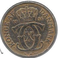 *denmark  2 Kroner 1936  Km 825.2   Vf - Dänemark