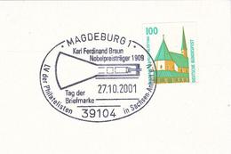 Karl Ferdinand Braun Deutscher Physiker, Lehrer, Elektrotechniker Und Nobelpreisträger - Elektromagnetische Strahlung - Nobel Prize Laureates