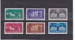L 148 - Luxembourg - Prifix N° 525 à 530 Neufs Sans Charnière ** - Luxemburg