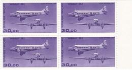 FPA 74 - YT N° 59b Bloc De 4 - Neufs ** - Luftpost
