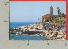 CARTOLINA VG ITALIA - BORDIGHERA (IM) - Chiesa Di S. Ampelio - 10 X 15 - 1984 - Imperia