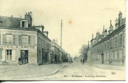 N°300 T -cpa Orléans -faubourg Madeleine- - Orleans