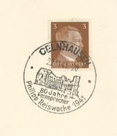Philipp Reiswoche Fernsprecher 1941 Hitler Oelnhausen - Other