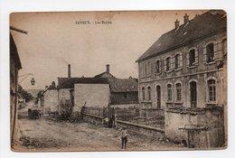 - CPA SEVEUX (70) - Les Ecoles - Edition A. Bergeist - - Frankreich