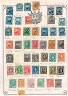 Costa Rica - Guanacaste. Ancienne Collection. Old Collection. Altsammlung. Oude Verzameling - Postzegels