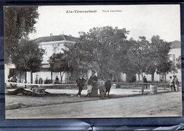 Aîn-Témouchent - Place Gambetta - Algerien