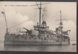 PATRIE  ,   CUIRASSE  D'ESCADRE   (theme) - Warships