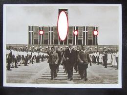 Postkarte Propaganda VDA Jugend Im Banat 1940 - Allemagne