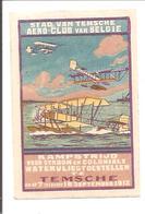 Tamise-Temsche-Temse.Aero-Club Meeting 1912. Aviation-avion-vliegtuig-watervliegtuig - Sonstige