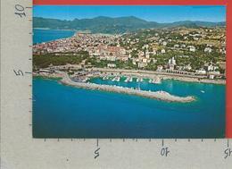 CARTOLINA VG ITALIA - BORDIGHERA (IM) - Panorama - 10 X 15 - 1987 - Imperia