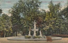 Serbia - Versecz - Park - Serbia