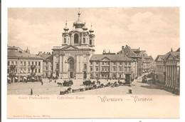 POLOGNE - Warszawa - VARSOVIE - Cathédrale Russe - Sober Prawoslawny. - Pologne